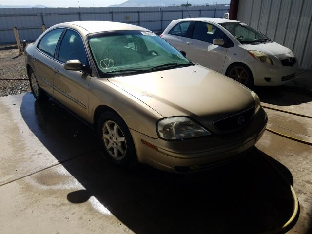 Mercury salvage cars for sale: 2001 Mercury Sable LS