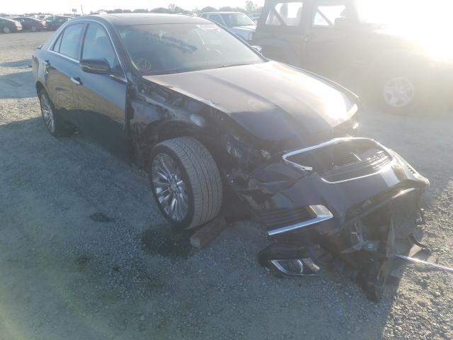 Salvage cars for sale from Copart Antelope, CA: 2019 Cadillac CTS Luxury
