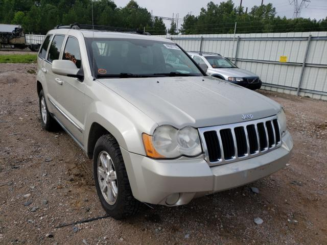 Vehiculos salvage en venta de Copart Charles City, VA: 2008 Jeep Grand Cherokee
