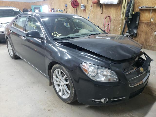 Salvage cars for sale from Copart Kincheloe, MI: 2009 Chevrolet Malibu LTZ