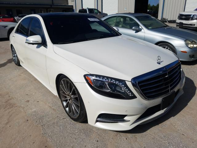 2017 Mercedes-Benz S 550 for sale in Houston, TX