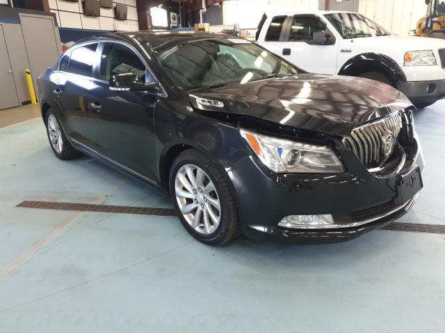 Salvage cars for sale from Copart East Granby, CT: 2014 Buick Lacrosse