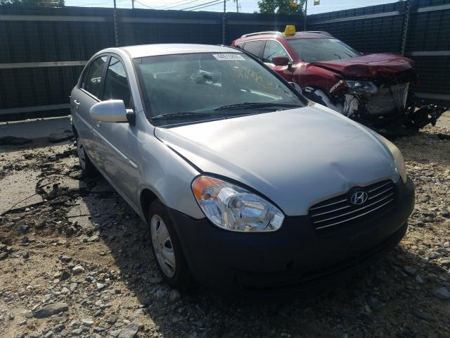 Hyundai Accent salvage cars for sale: 2006 Hyundai Accent