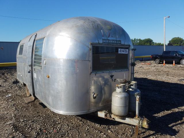 1963 Airstream Travel Trailer for sale in Cudahy, WI