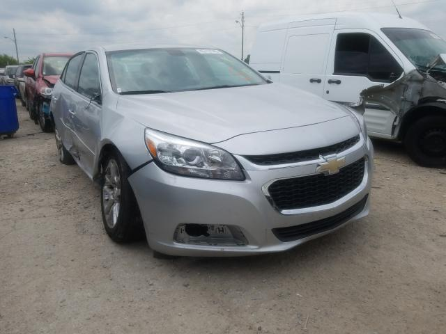 Salvage cars for sale from Copart Indianapolis, IN: 2015 Chevrolet Malibu 1LT