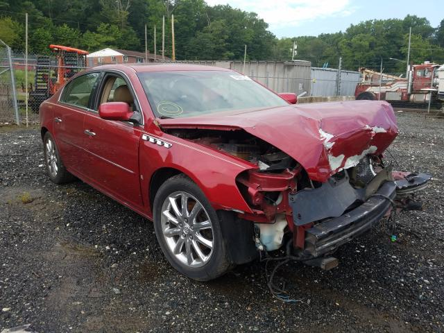 Buick salvage cars for sale: 2006 Buick Lucerne CX