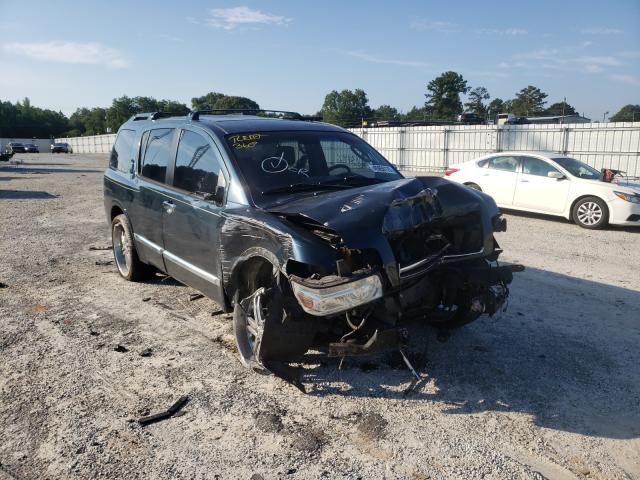 Infiniti QX56 salvage cars for sale: 2004 Infiniti QX56