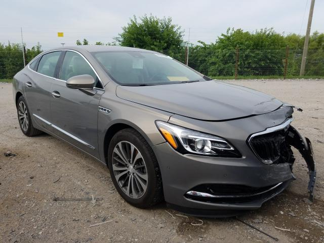 Salvage cars for sale from Copart Indianapolis, IN: 2017 Buick Lacrosse P