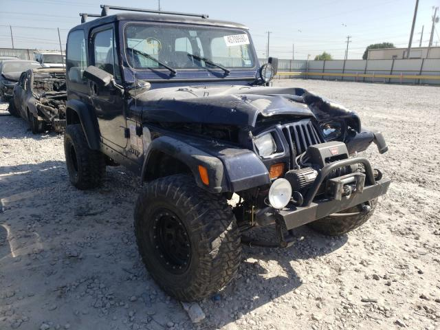 Jeep Wrangler salvage cars for sale: 1993 Jeep Wrangler