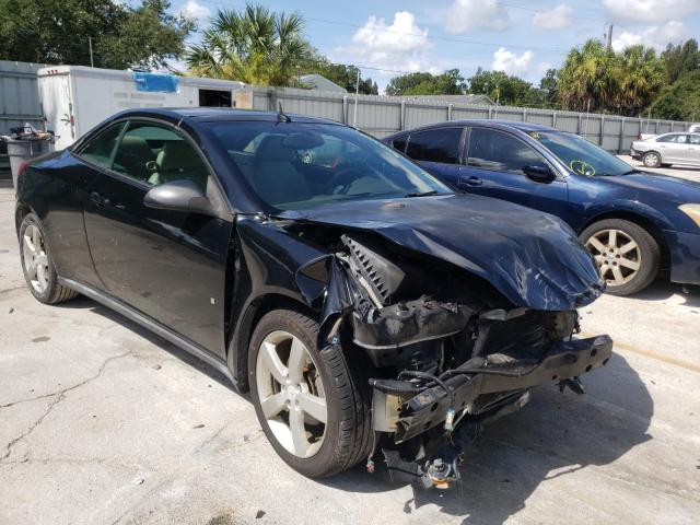 Salvage cars for sale from Copart Punta Gorda, FL: 2008 Pontiac G6 GT