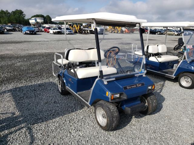 Golf Club Car salvage cars for sale: 2009 Golf Club Car