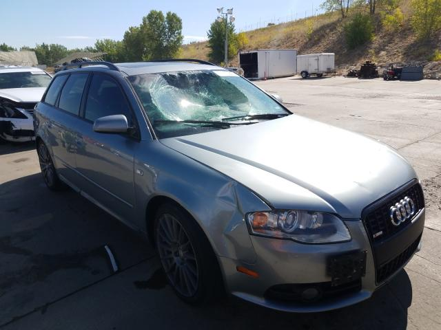 Vehiculos salvage en venta de Copart Littleton, CO: 2008 Audi A4 S-Line