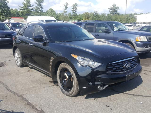 Infiniti FX50 salvage cars for sale: 2011 Infiniti FX50
