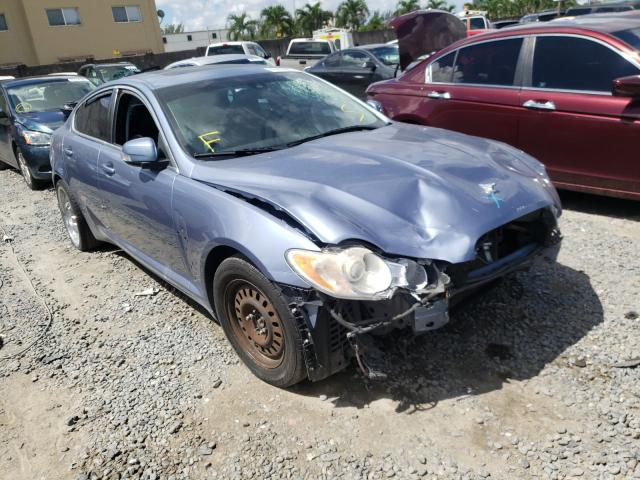 Jaguar salvage cars for sale: 2009 Jaguar XF Premium