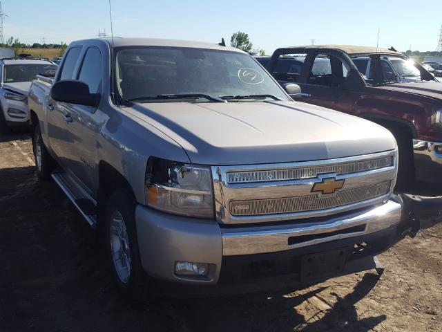 Salvage cars for sale from Copart Billings, MT: 2009 Chevrolet Silverado