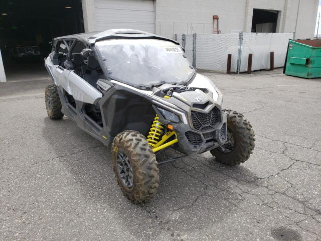 Salvage cars for sale from Copart Pasco, WA: 2019 Can-Am Maverick X