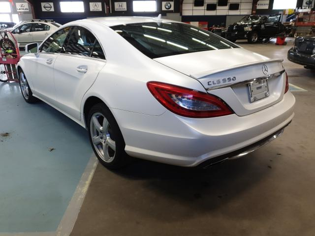 купить 2014 MERCEDES-BENZ CLS 550 4MATIC WDDLJ9BB9EA096599