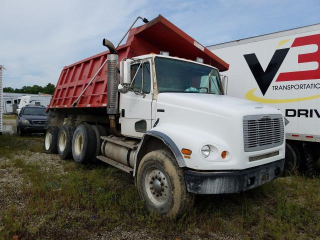 Salvage cars for sale from Copart Cicero, IN: 2000 Freightliner Medium CON