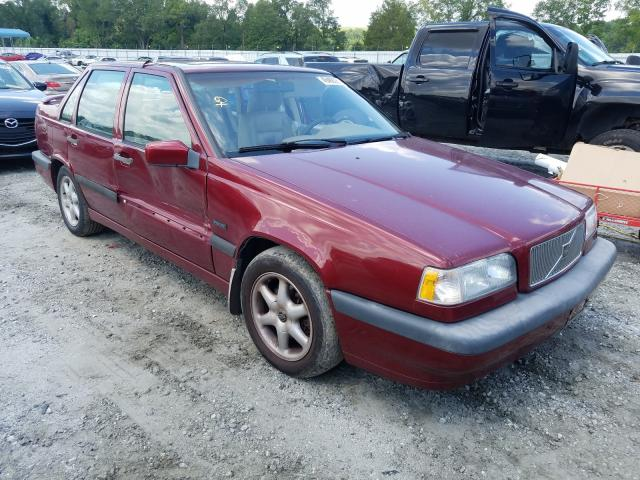 Volvo 850 salvage cars for sale: 1997 Volvo 850