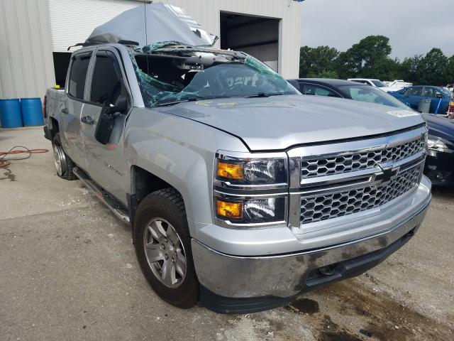 Salvage cars for sale from Copart Rogersville, MO: 2014 Chevrolet Silverado