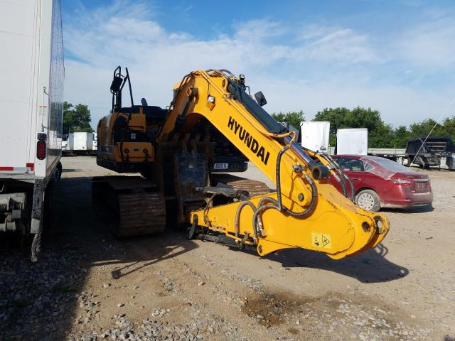 Hyundai salvage cars for sale: 2017 Hyundai Excavator
