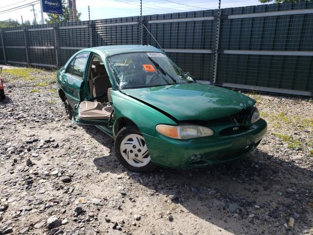 Ford Escort Vehiculos salvage en venta: 2002 Ford Escort