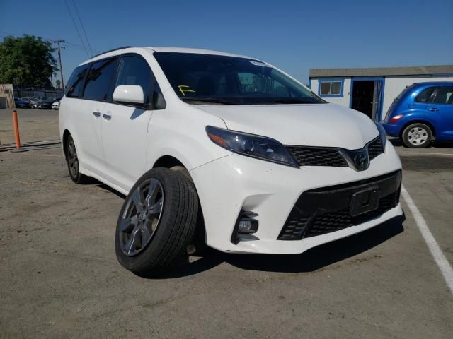 2020 Toyota Sienna SE for sale in Los Angeles, CA