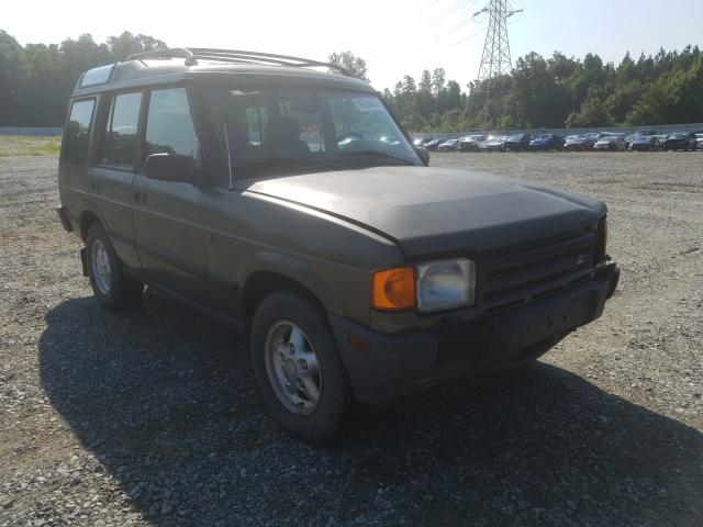 Salvage cars for sale from Copart Mebane, NC: 1996 Land Rover Discovery