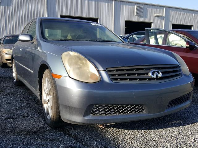 2005 Infiniti G35 for sale in Jacksonville, FL