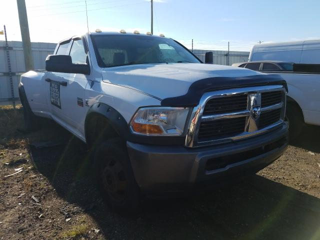 Dodge RAM 3500 salvage cars for sale: 2011 Dodge RAM 3500