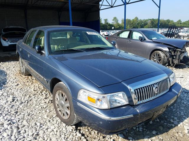 Mercury salvage cars for sale: 2007 Mercury Grand Marq