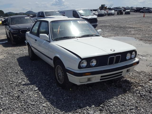 BMW 3 Series salvage cars for sale: 1991 BMW 3 Series