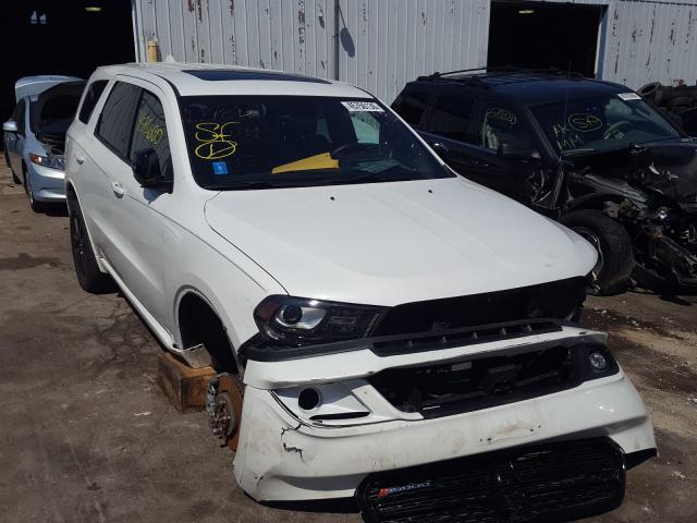 2018 Dodge Durango SX en venta en Chicago Heights, IL