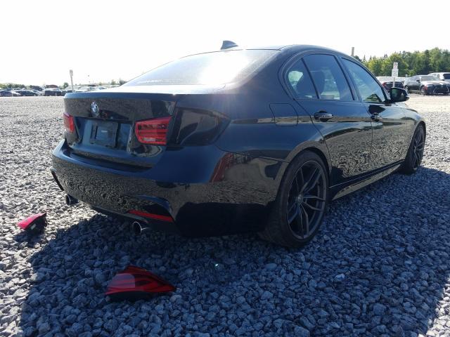 цена в сша 2016 BMW 340 XI WBA8B7C51GK368437