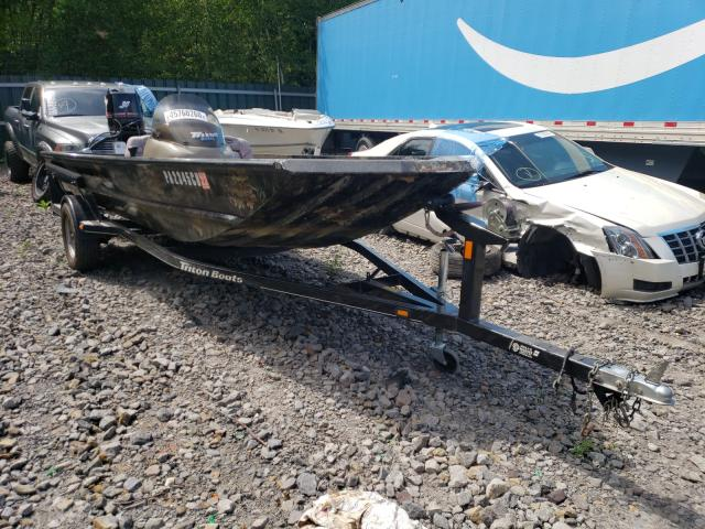 Triton salvage cars for sale: 2005 Triton Boat