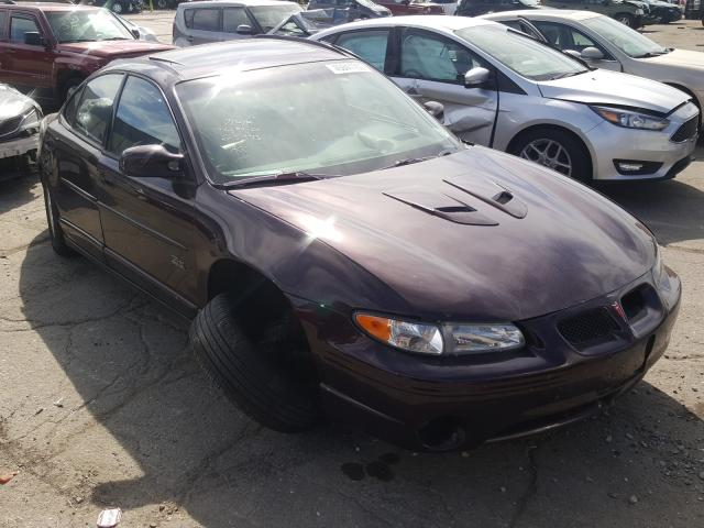 Pontiac salvage cars for sale: 2002 Pontiac Grand Prix