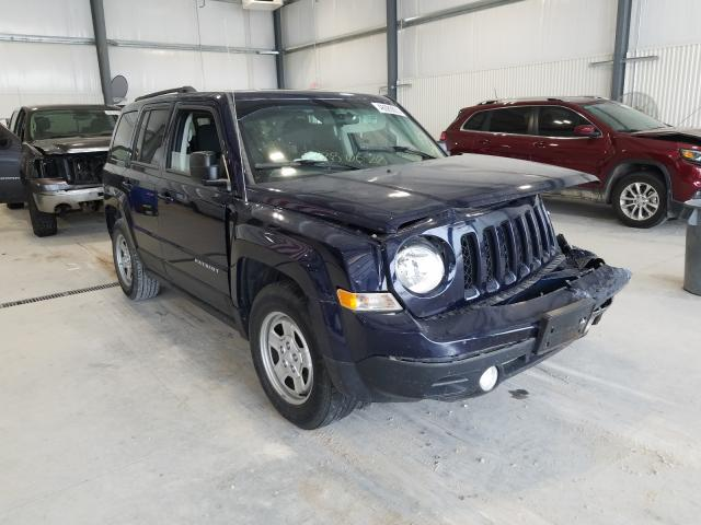 Jeep Patriot salvage cars for sale: 2015 Jeep Patriot