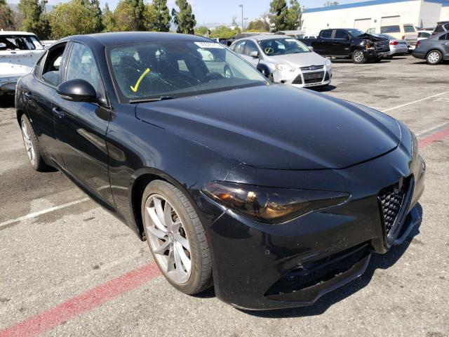 Alfa Romeo salvage cars for sale: 2017 Alfa Romeo Giulia