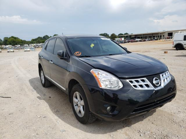 Salvage cars for sale from Copart Tanner, AL: 2013 Nissan Rogue S