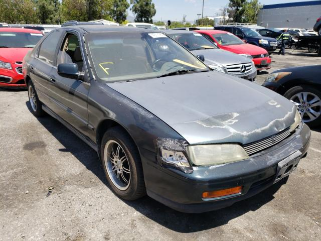 salvage certificate 1995 honda accord sedan 4d 2 2l for sale in rancho cucamonga ca 45711260 a better bid car auctions