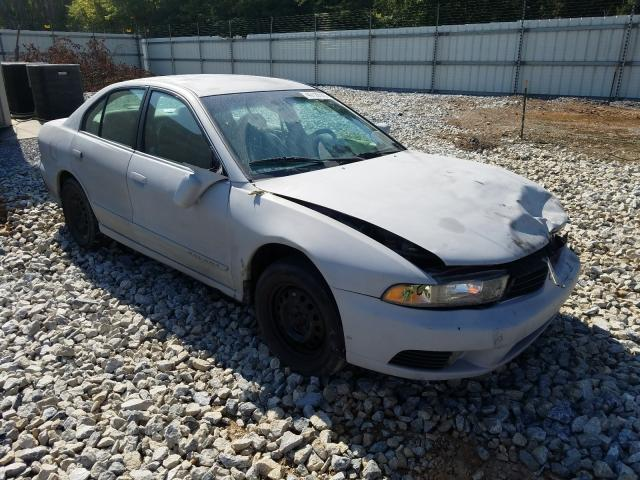 salvage title 2002 mitsubishi galant sedan 4d 2 4l for sale in cartersville ga 46129140 a better bid car auctions