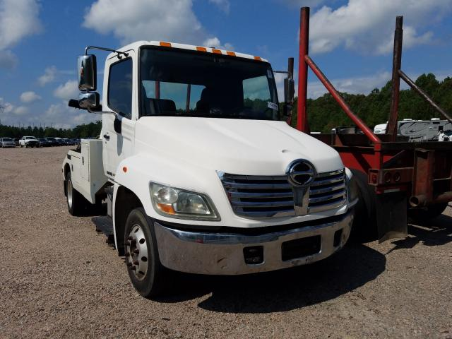 Hino salvage cars for sale: 2010 Hino 258
