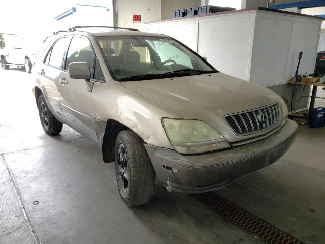 Salvage cars for sale from Copart Pasco, WA: 2002 Lexus RX 300