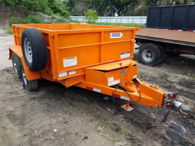 Fabr salvage cars for sale: 2018 Fabr Trailer