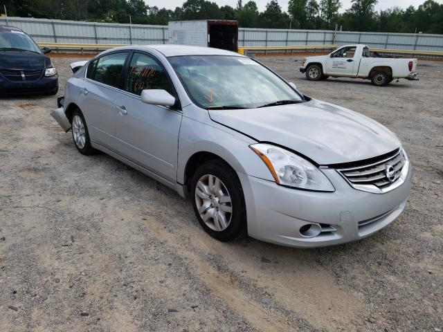 Salvage cars for sale from Copart Chatham, VA: 2011 Nissan Altima Base