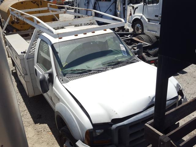 Ford F550 Super salvage cars for sale: 2006 Ford F550 Super