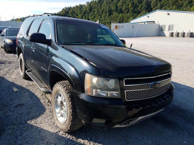 Salvage cars for sale from Copart Hurricane, WV: 2009 Chevrolet Tahoe K150