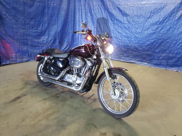 Salvage cars for sale from Copart Finksburg, MD: 2006 Harley-Davidson XL1200 C