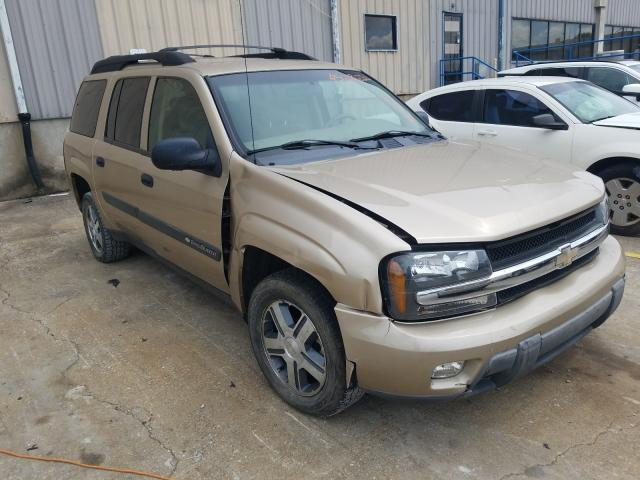 Salvage cars for sale from Copart Lawrenceburg, KY: 2004 Chevrolet Trailblazer