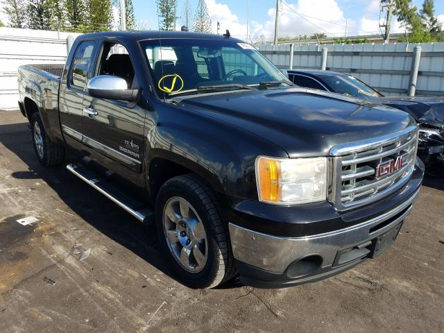 GMC Sierra C15 salvage cars for sale: 2010 GMC Sierra C15